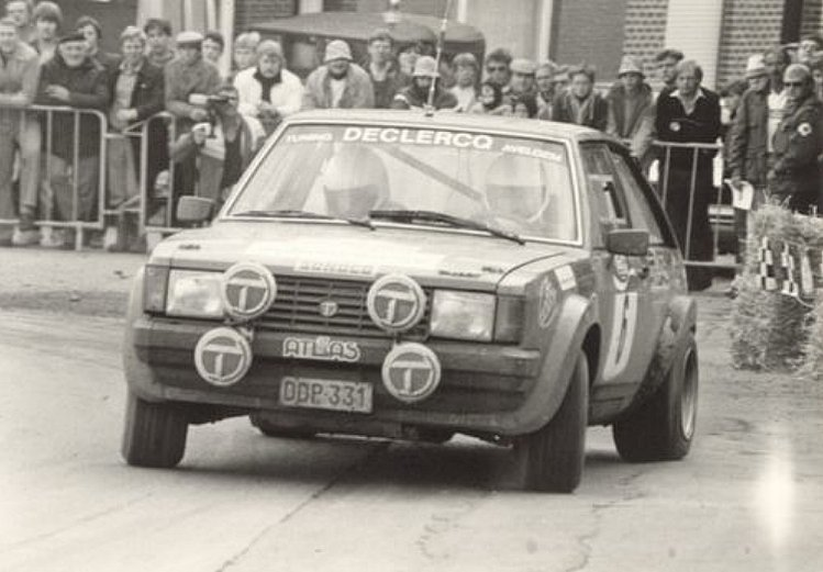 Haspengouw rally 1981