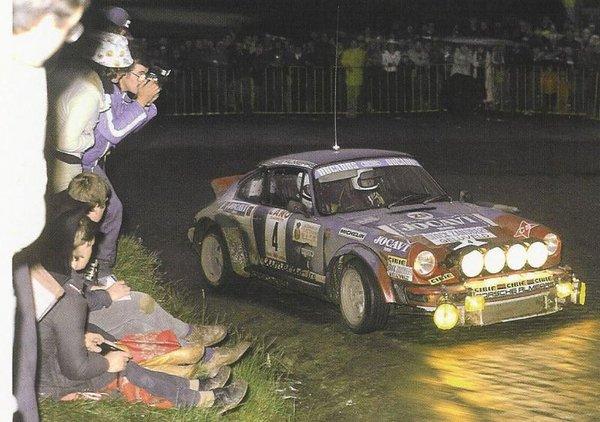 Porsche St Louis >> Foto's Belgische Int. Rally's 1980 tm 1986 - Pagina 5